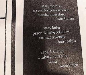 Przekrój lato 2018 Lidia i Sława
