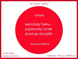 K.Macha 2018-10 Jesienny Ogród